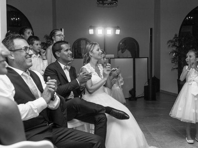Le mariage de Sébastien et Marion à Le Castellet, Var 34