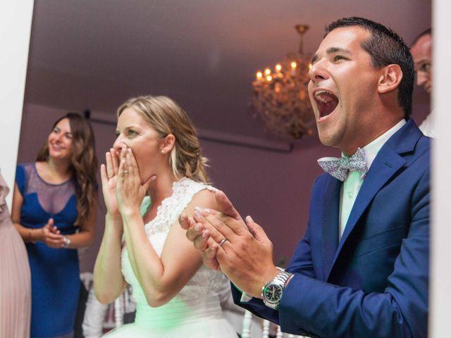 Le mariage de Sébastien et Marion à Le Castellet, Var 37
