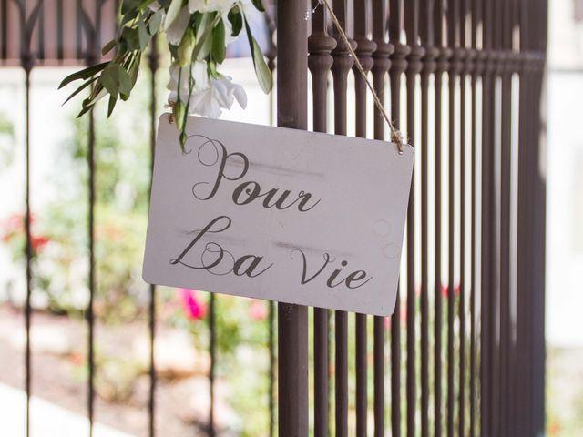 Le mariage de Sébastien et Marion à Le Castellet, Var 44