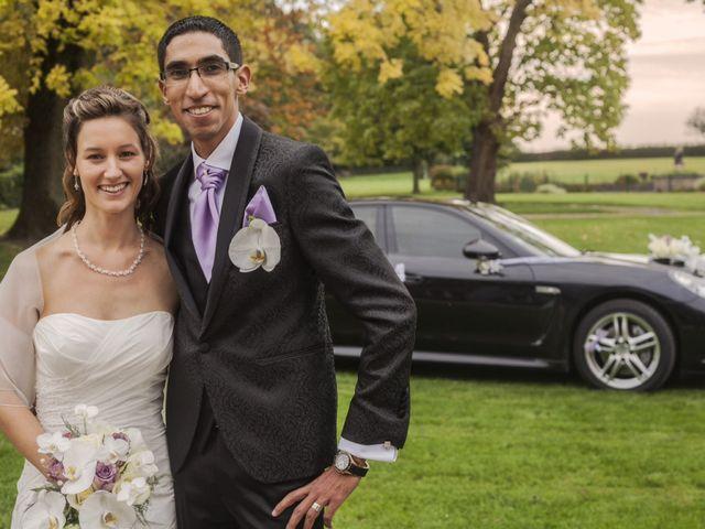 Le mariage de Amandine et Amin