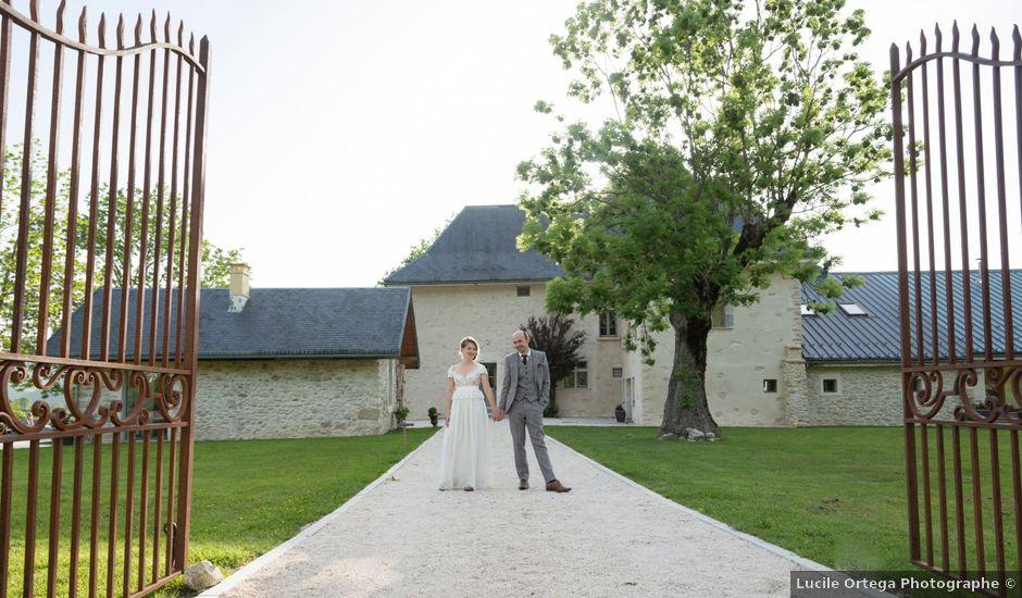 Le mariage de Fred et Sandra à Lans-en-Vercors, Isère