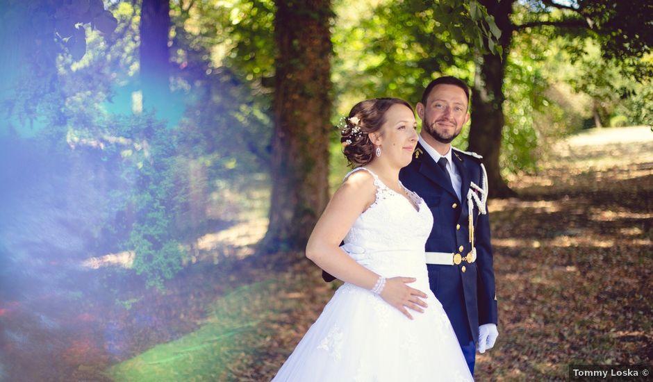 Le mariage de Camille et Justine à Roanne, Loire