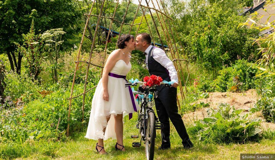 Le mariage de Laurent et Aline à Vay, Loire Atlantique