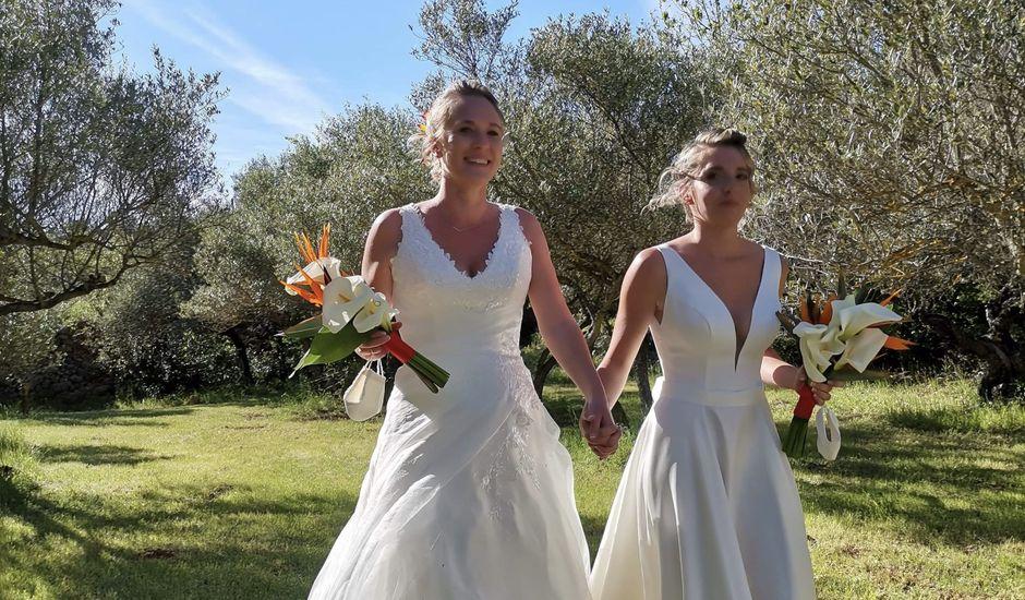 Le mariage de Estelle et Johanna à Toulon, Var