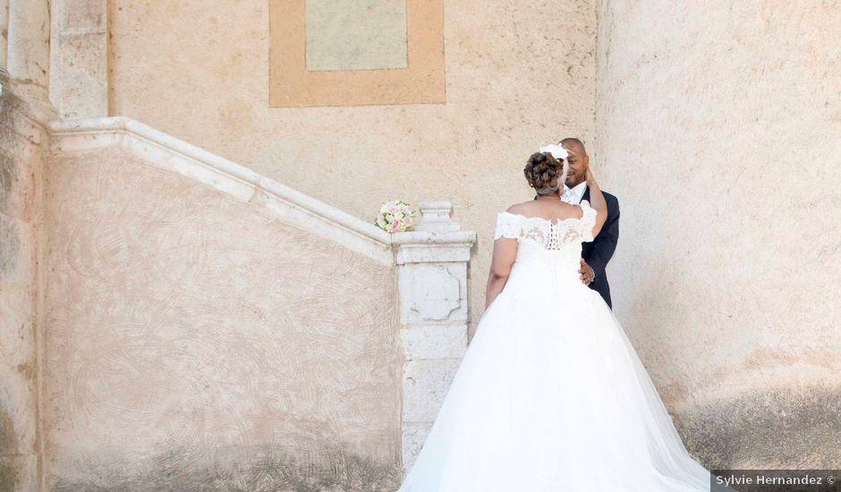 Le mariage de Wilfrid et Laurence à Marseille, Bouches-du-Rhône