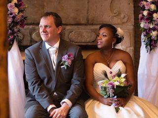 Le mariage de Sandrine et Guillaume