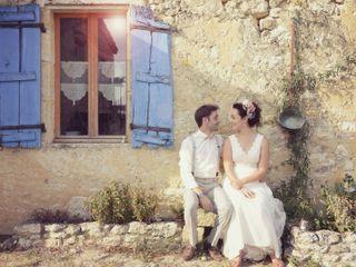 Le mariage de Estelle et Jordane
