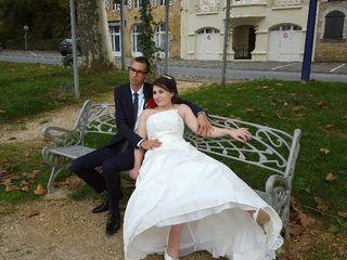 Le mariage de Lucie et Kamel