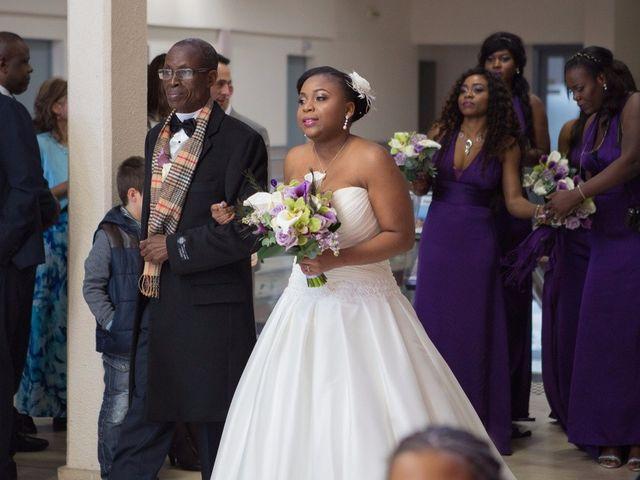Le mariage de Guillaume et Sandrine à Fontenay-le-Fleury, Yvelines 9