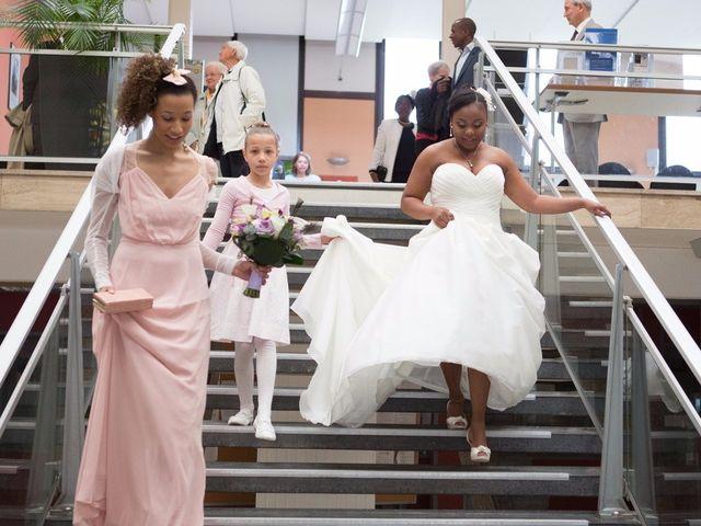 Le mariage de Guillaume et Sandrine à Fontenay-le-Fleury, Yvelines 10
