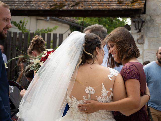 Le mariage de Maxime et Océane à Cunèges, Dordogne 5