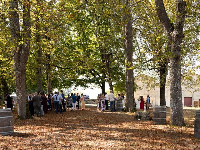 Le mariage de Maxime et Océane à Cunèges, Dordogne 6