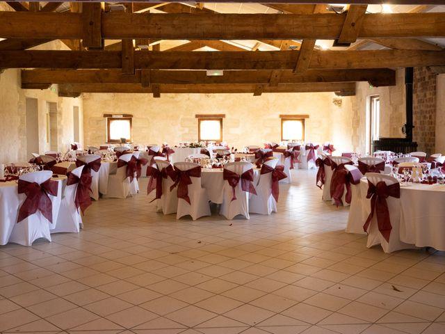 Le mariage de Maxime et Océane à Cunèges, Dordogne 7