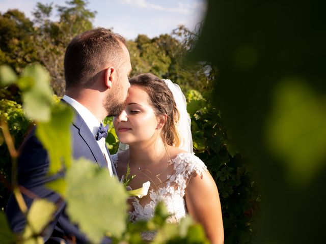 Le mariage de Océane et Maxime