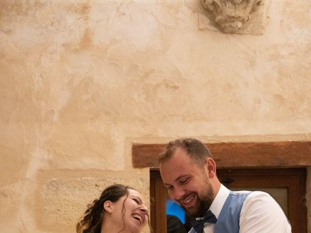 Le mariage de Maxime et Océane à Cunèges, Dordogne 12