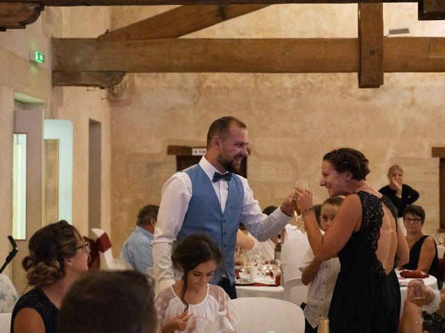Le mariage de Maxime et Océane à Cunèges, Dordogne 14