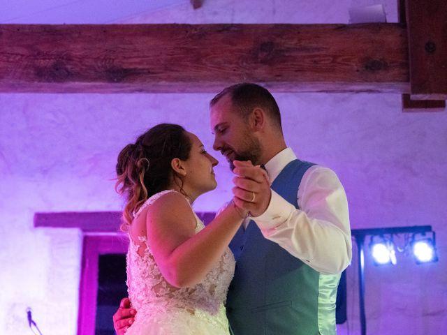 Le mariage de Maxime et Océane à Cunèges, Dordogne 15