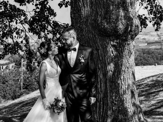 Le mariage de Chris et Amandine à Orliénas, Rhône 4