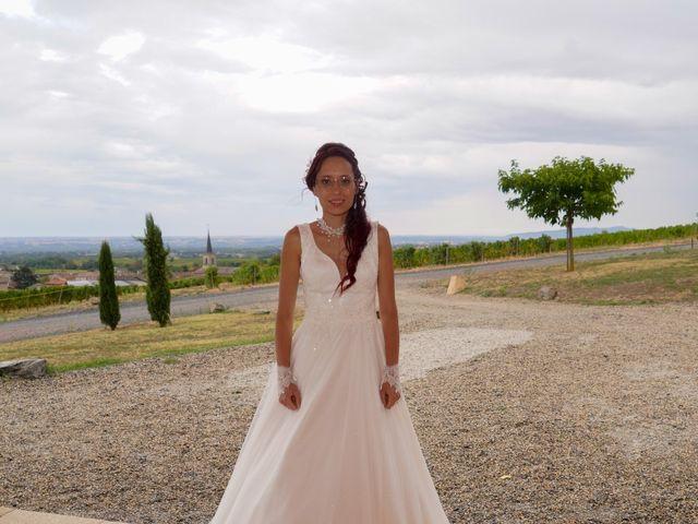 Le mariage de Chris et Amandine à Orliénas, Rhône 7