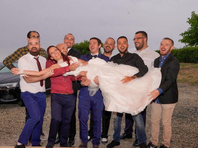 Le mariage de Chris et Amandine à Orliénas, Rhône 11