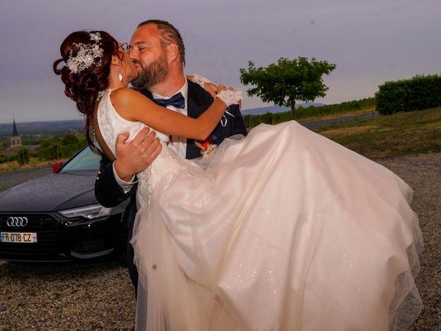 Le mariage de Chris et Amandine à Orliénas, Rhône 12