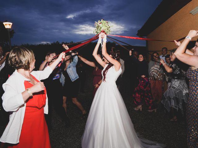 Le mariage de Chris et Amandine à Orliénas, Rhône 14