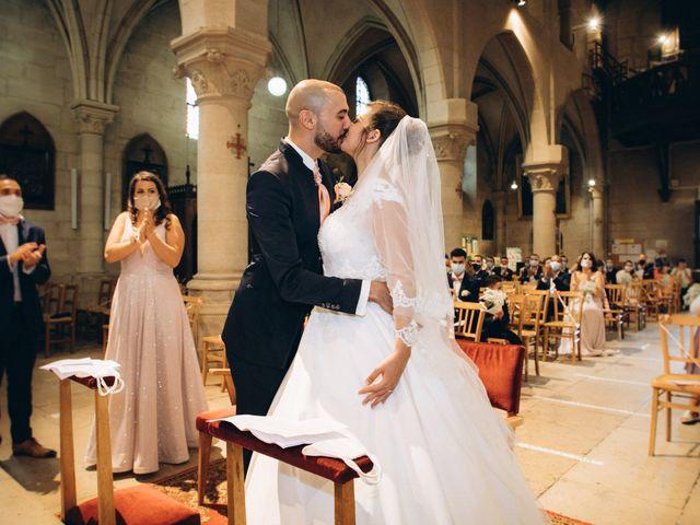 Le mariage de David et Cynthia à Brie-Comte-Robert, Seine-et-Marne 17