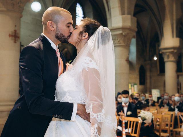 Le mariage de David et Cynthia à Brie-Comte-Robert, Seine-et-Marne 18