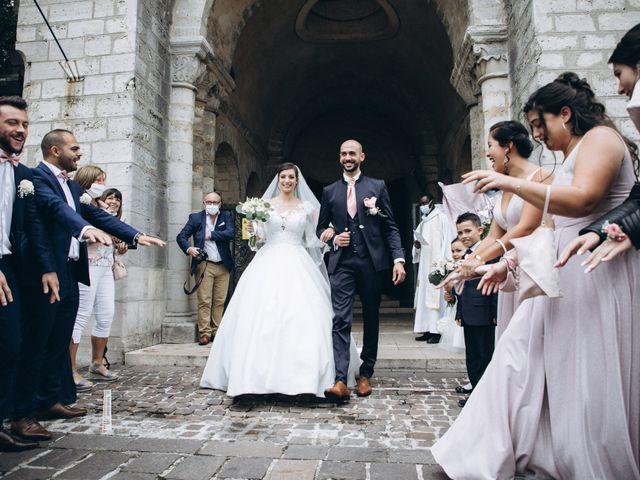 Le mariage de David et Cynthia à Brie-Comte-Robert, Seine-et-Marne 20