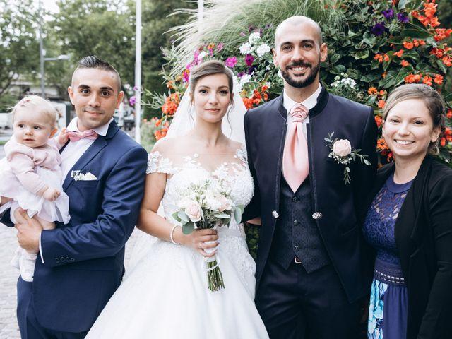 Le mariage de David et Cynthia à Brie-Comte-Robert, Seine-et-Marne 21