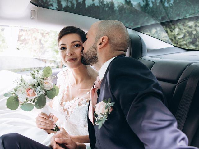 Le mariage de David et Cynthia à Brie-Comte-Robert, Seine-et-Marne 22