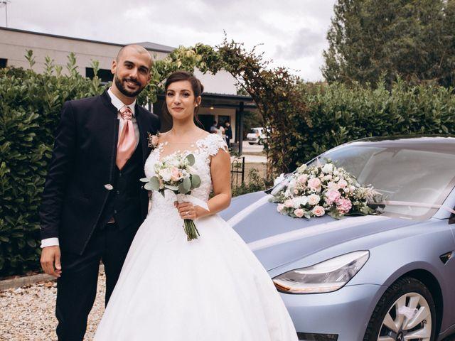 Le mariage de David et Cynthia à Brie-Comte-Robert, Seine-et-Marne 23