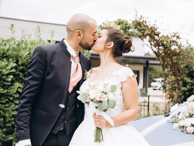 Le mariage de David et Cynthia à Brie-Comte-Robert, Seine-et-Marne 24