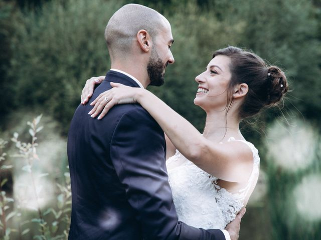 Le mariage de Cynthia et David