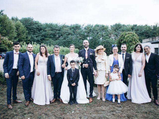 Le mariage de David et Cynthia à Brie-Comte-Robert, Seine-et-Marne 44
