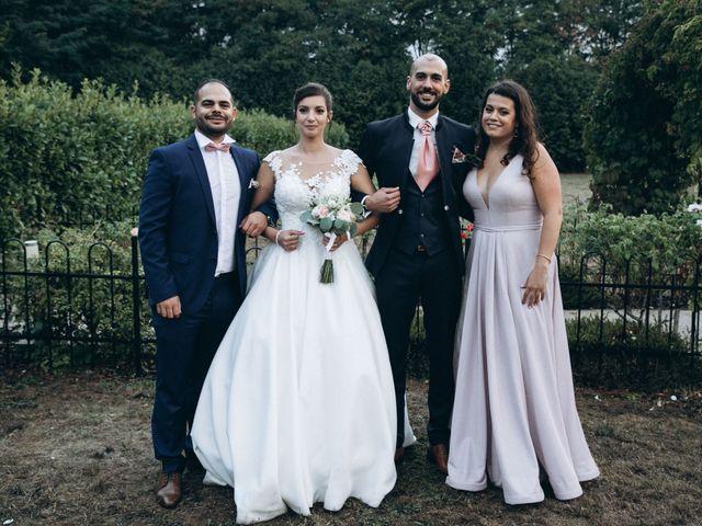 Le mariage de David et Cynthia à Brie-Comte-Robert, Seine-et-Marne 45