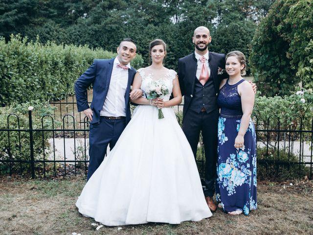 Le mariage de David et Cynthia à Brie-Comte-Robert, Seine-et-Marne 49
