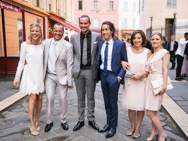 Le mariage de Marc et Célia à Nice, Alpes-Maritimes 12