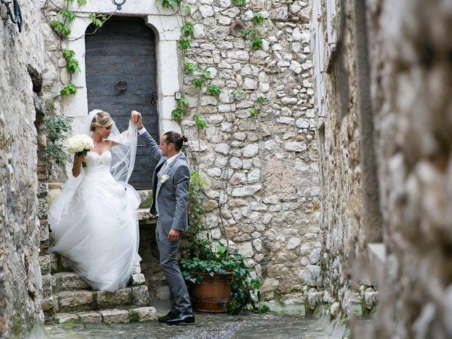 Le mariage de Marc et Célia à Nice, Alpes-Maritimes 1
