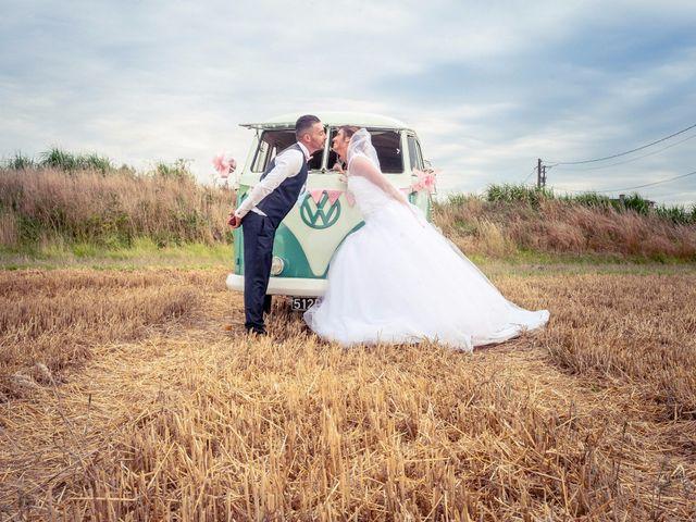 Le mariage de Bérengère et Cédric