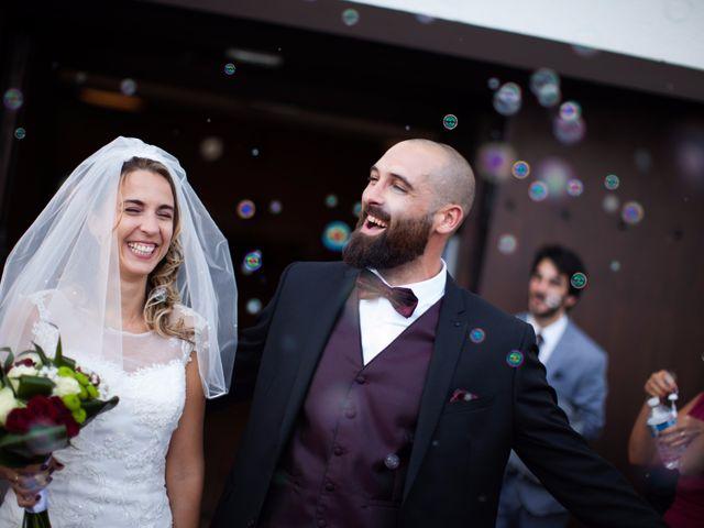 Le mariage de Mélanie et Raphael