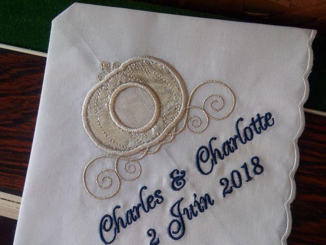 Le mariage de Charles et Charlotte à Luzillé, Indre-et-Loire 23