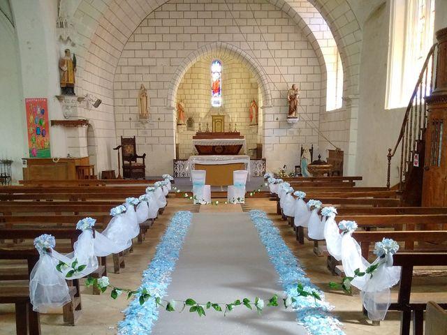 Le mariage de Charles et Charlotte à Luzillé, Indre-et-Loire 30