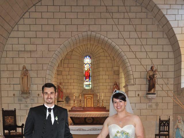 Le mariage de Charles et Charlotte à Luzillé, Indre-et-Loire 53
