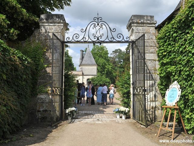 Le mariage de Charles et Charlotte à Luzillé, Indre-et-Loire 55