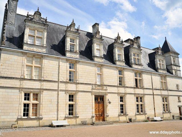 Le mariage de Charles et Charlotte à Luzillé, Indre-et-Loire 56