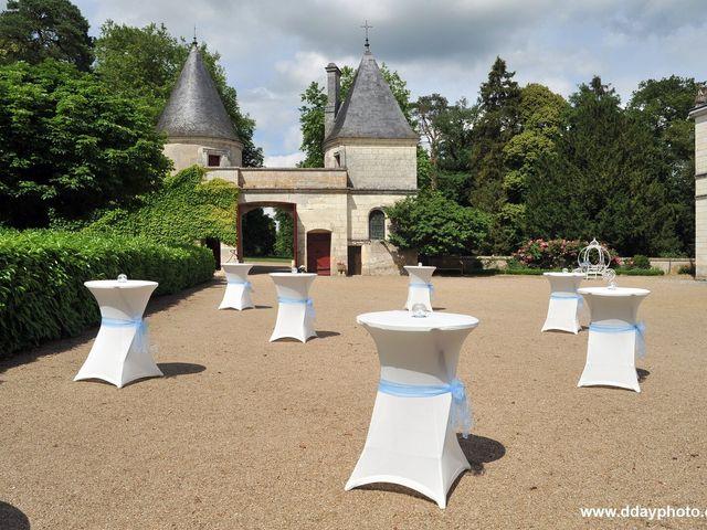 Le mariage de Charles et Charlotte à Luzillé, Indre-et-Loire 57