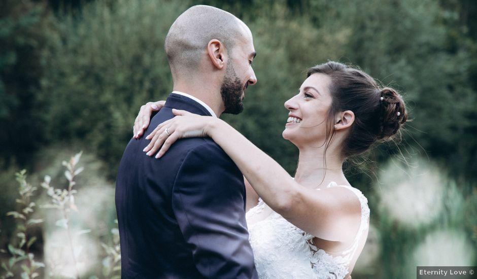Le mariage de David et Cynthia à Brie-Comte-Robert, Seine-et-Marne