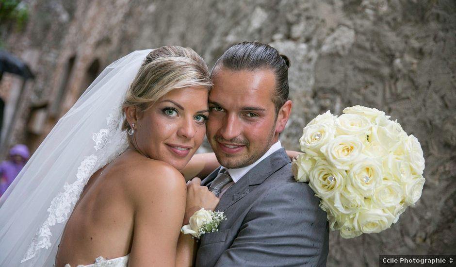 Le mariage de Marc et Célia à Nice, Alpes-Maritimes