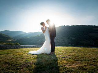 Le mariage de Magdalena et Matthieu